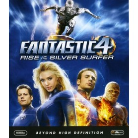 Fantastic Four - Rise of the Silver Surfer (Blu-ray)