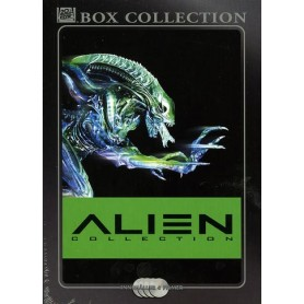 Alien collection (4-disc Box)
