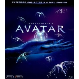 Avatar - Extended Collector's Edition (6-disc DVD + Blu-ray)