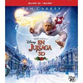 En julsaga - Real 3D (2-disc Blu-ray) (Import svensk text)