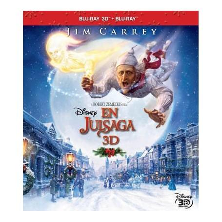 En julsaga - Real 3D (2-disc Blu-ray)