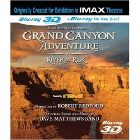 IMAX: Grand Canyon Adventure - Real 3D (Blu-ray) (Import)