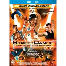 StreetDance 3D (Real 3D + Blu-ray + DVD)