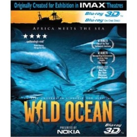 Wild Ocean - Real 3D (Blu-ray) (Import)