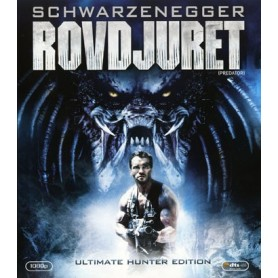 Rovdjuret - Ultimate Hunter Edition (Blu-ray)