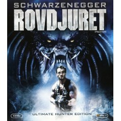 Rovdjuret - Ultimate Hunter Edition (Blu-ray)