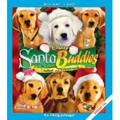 Santa Buddies - Julkul med Valpgänget (Blu-ray + DVD)
