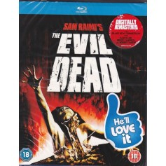 Evil Dead (Blu-ray) (Import)