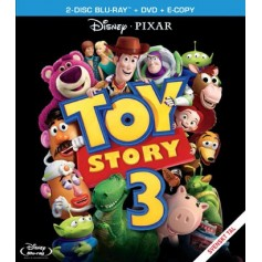 Toy Story 3 (2-disc Blu-ray + DVD + E-Copy)
