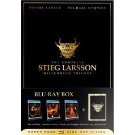 Complete Stieg Larsson Millennium Trilogy (4-disc Blu-ray)