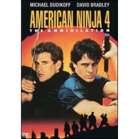 American Ninja 4 - The Annihilation (Import)