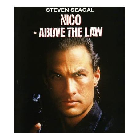 Nico - Above the Law (Blu-ray)