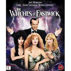 Häxorna i Eastwick (Blu-ray)