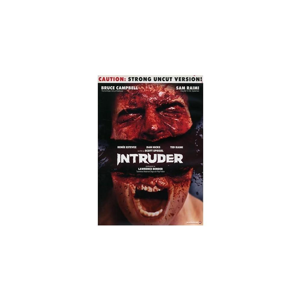 Intruder - Uncut