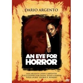 An eye for horror