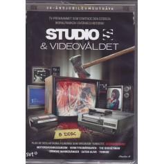 Studio S & Videovåldet (8-disc)