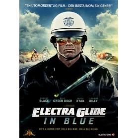 Electra glide in blue