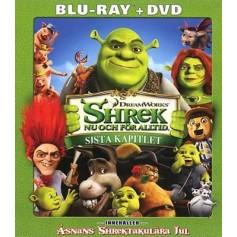 Shrek 4 - Nu och för alltid (Blu-ray + DVD)