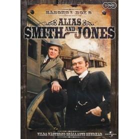Alias Smith & Jones - Säsong 1 Volym 2 (3-disc)