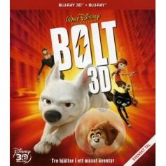 Bolt (Disney) (Real 3D + Blu-ray)
