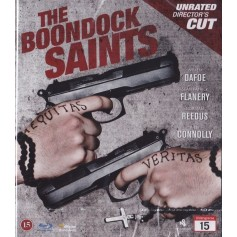 Boondock Saints: Unrated director's cut (Blu-ray)