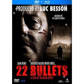 22 Bullets (Blu-ray + DVD)