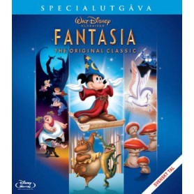 Fantasia (Disney) (Blu-ray)