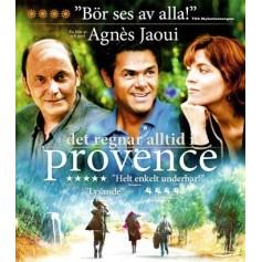 Det regnar alltid i Provence (Blu-ray)
