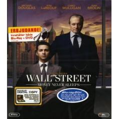 Wall Street - Money Never Sleeps (Blu-ray + DVD)