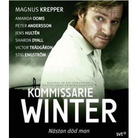 Kommissarie Winter - Nästan död man (Blu-ray)