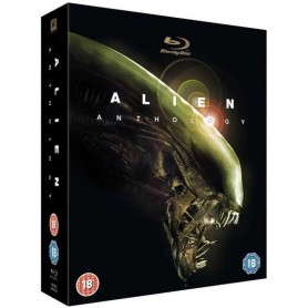Alien Anthology (6-disc) (Blu-ray) (Import.sv.text)