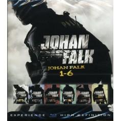 Johan Falk Box (6-disc) (Blu-ray)