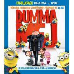 Dumma mej (Blu-ray + DVD)