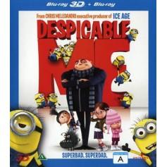 Dumma mej (3D + Blu-ray) (2-disc)