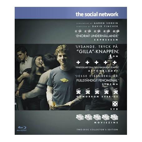 Social Network (2-disc) (Blu-ray)
