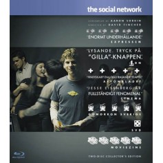 Social Network (2-disc) (Blu-ray)