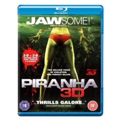 Piranha (3D Blu-ray) (Import)