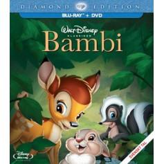 Bambi (Disney) (Blu-ray + DVD)