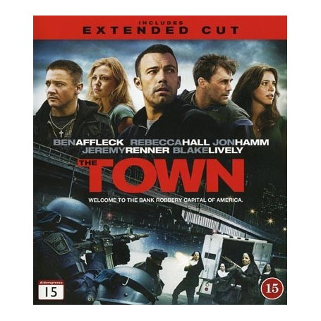 The Town - Extended cut (Blu-ray)