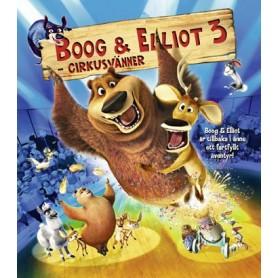 Boog & Elliot 3 - Cirkusvänner (Blu-ray)
