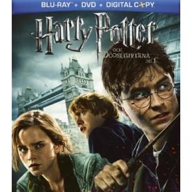 Harry Potter och Dödsrelikerna: Del 1 (Blu-ray + DVD + Digital copy)