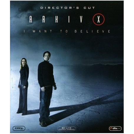 Arkiv X - I Want To Believe (Blu-ray)