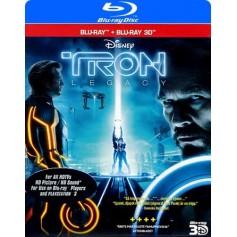 Tron Legacy (Blu-ray 3D + Blu-ray)