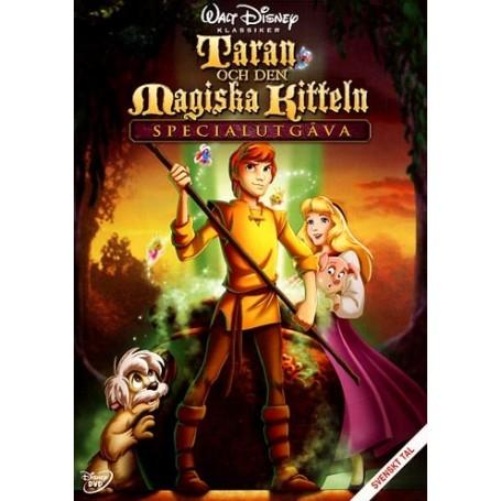 e19e263d24f83 Taran och den magiska kitteln - DVD Shoppen