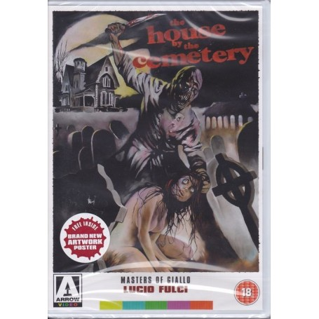 House by the cemetary (Uncut) (Import)