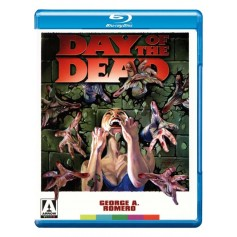 Day of the dead (Blu-ray) (2-disc) (Import)