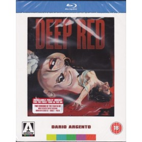Deep red (2-disc) (Blu-ray) (Uncut) (Import)