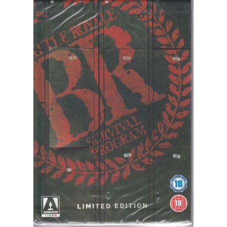 Battle Royale: Limited Edition Box Set (3 Discs) (Import)