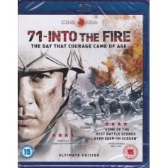 71: Into The Fire (Blu-ray) (Import)