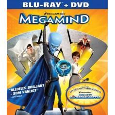Megamind (Blu-ray + DVD)